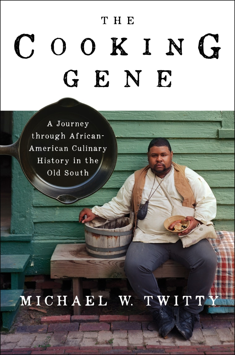 """Image: \""""The Cooking Gene\"""" by Michael W. Twitty"""