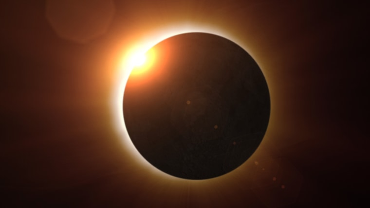 The August total solar eclipse will pass through 14 states and five state capitals.