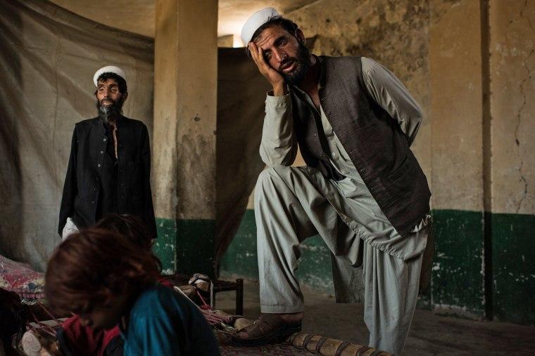 Image: Afghan Troops Battle ISIS in Nangarhar