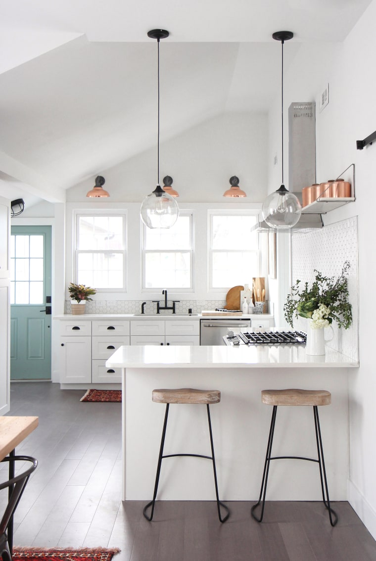 Pinterest Modern Farmhouse Kitchen