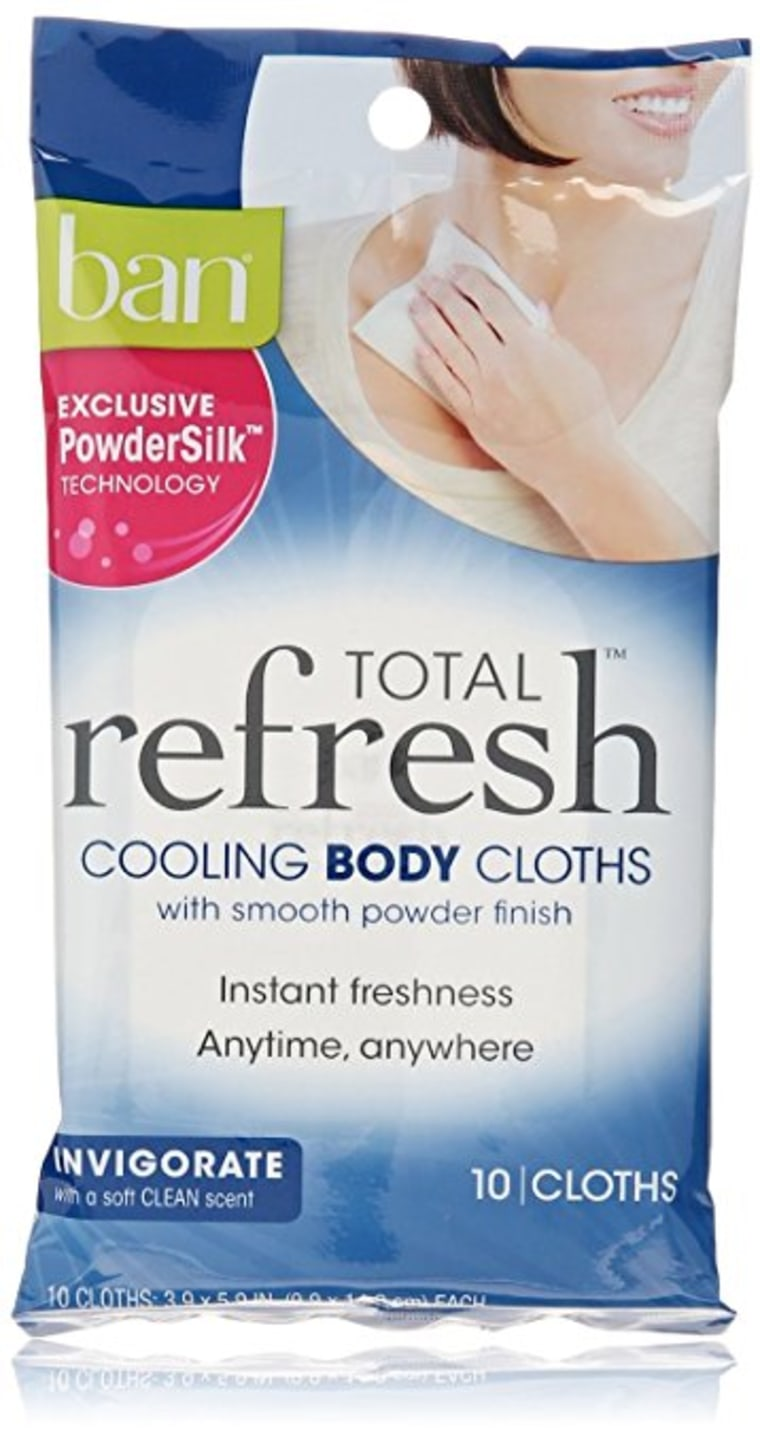 Cooling Body Cloths
