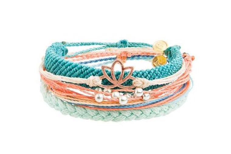 Coral Riptide Bracelet Pack