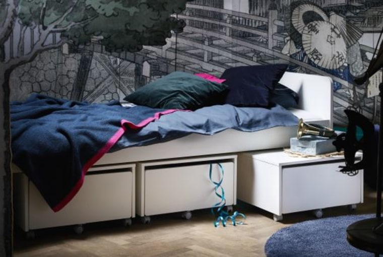 SL?KT Series Twin bed frame