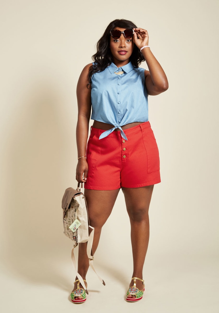 Where to shop for plus-size clothing, dresses and swimwear online