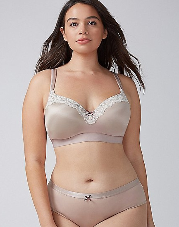 SMOOTH LONGLINE LIGHTLY LINED BALCONETTE BRA