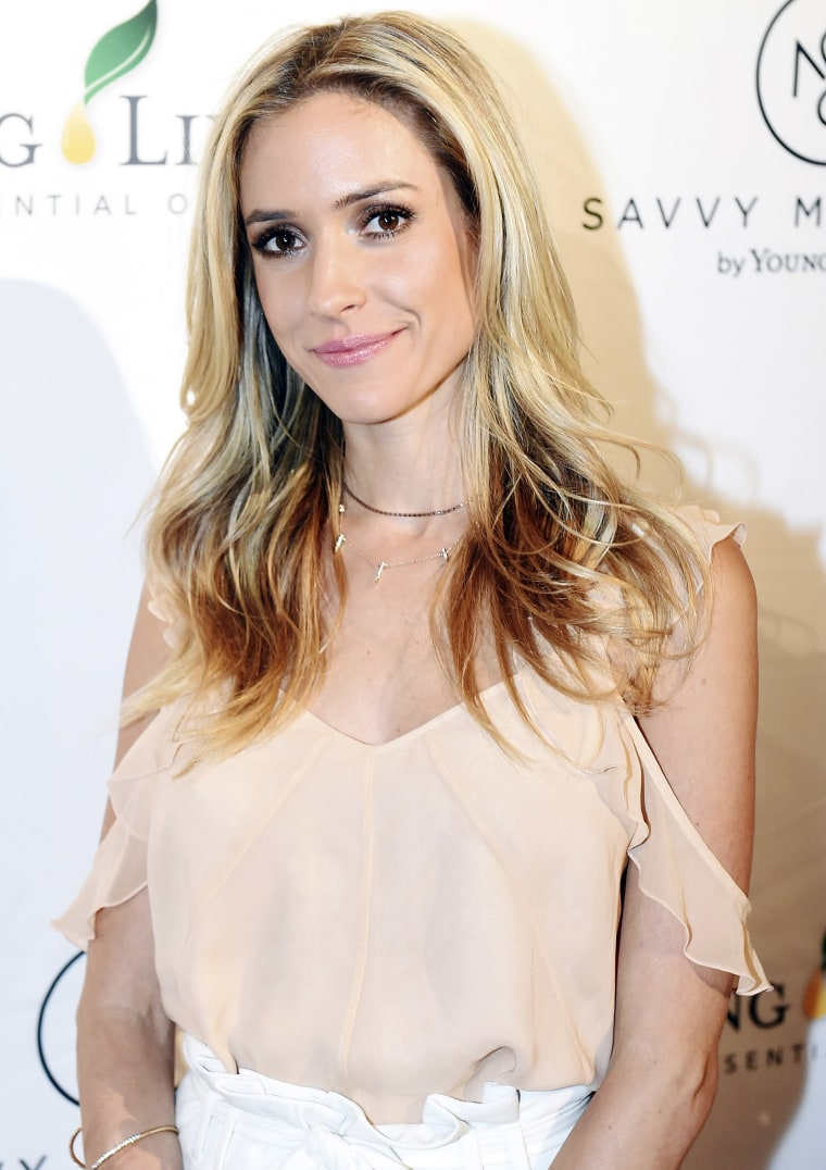 Kristin Cavallari Partners with Young Living Essential Oils To Announce New MakeupLine, Savvy Minerals By Young Living