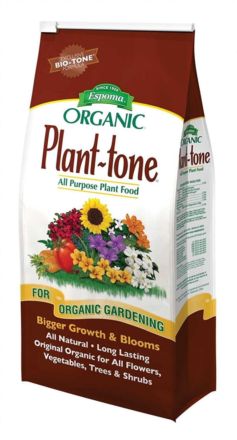 Garden essentials - Espoma Plant Tone All-Natural and All-Purpose Fertilizer
