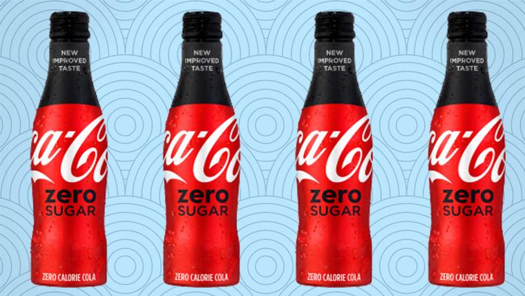 Coca-Cola(R) Zero Sugar Launches in U.S. with New and Improved Real Coca-Cola Taste