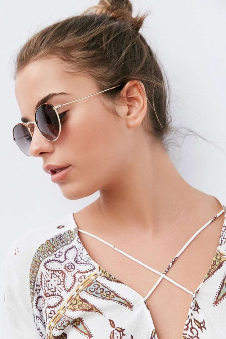 Round Urban OUtfitters Sunglasses
