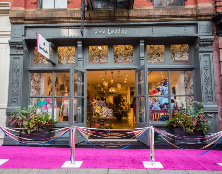 Vera Bradley flagship store