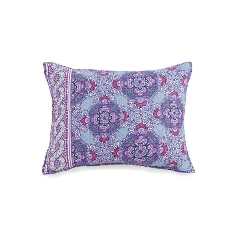 Lilac Tapestry Sham