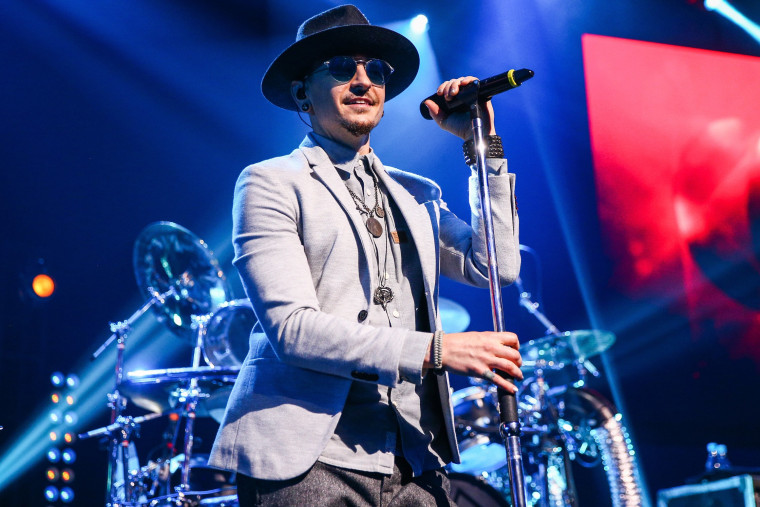 Image: Linkin Park iHeartRadio Album Release Party Presented by State Farm at the iHeartRadio Theater LA