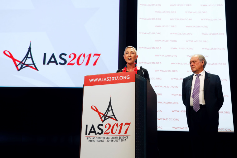 Image: International AIDS Society conference