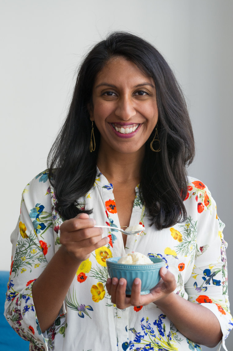Malai Ice Cream founder Pooja Bavishi