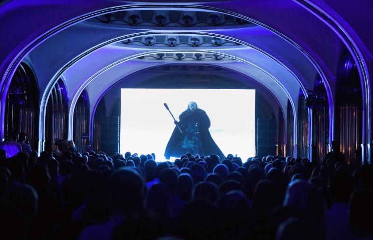 Image: TOPSHOT-RUSSIA-TV-SHOW-METRO