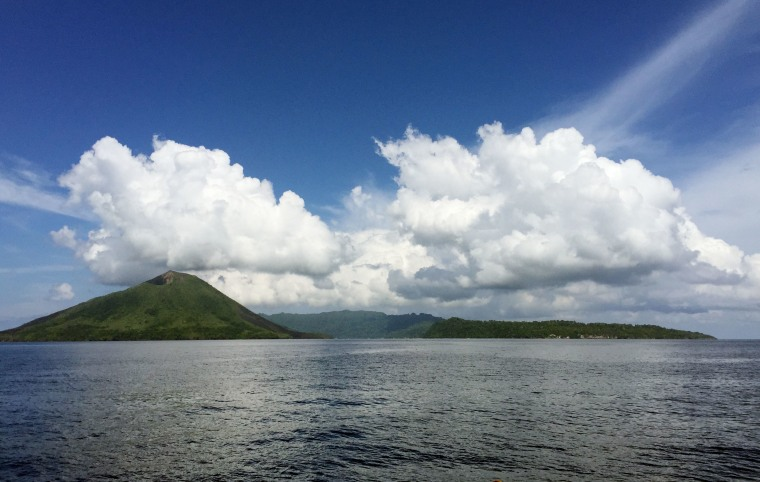 The Banda Islands, better known as the Spice Islands are ten tiny specks in the Banda Sea.