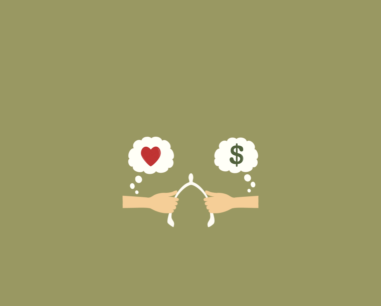 Financial red flags when dating