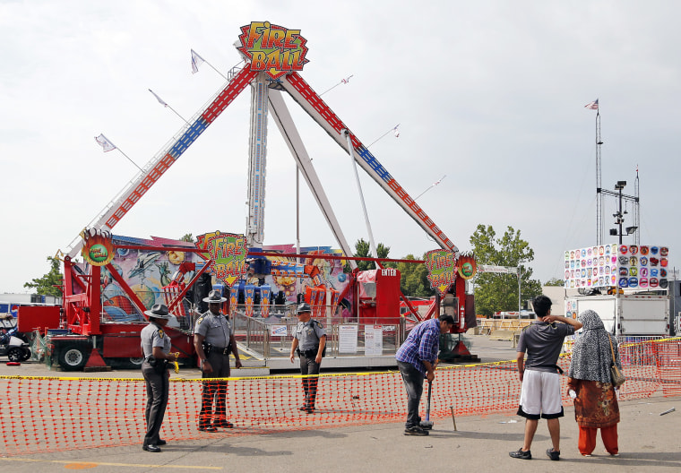 Number of Accidents Due to Amusement Park Rides Might Be Higher Than