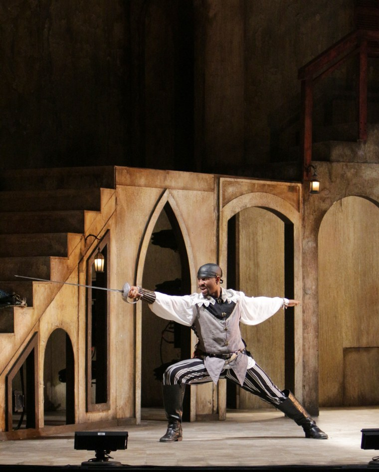 Image: The Three Musketeers at Classical Theatre of Harlem