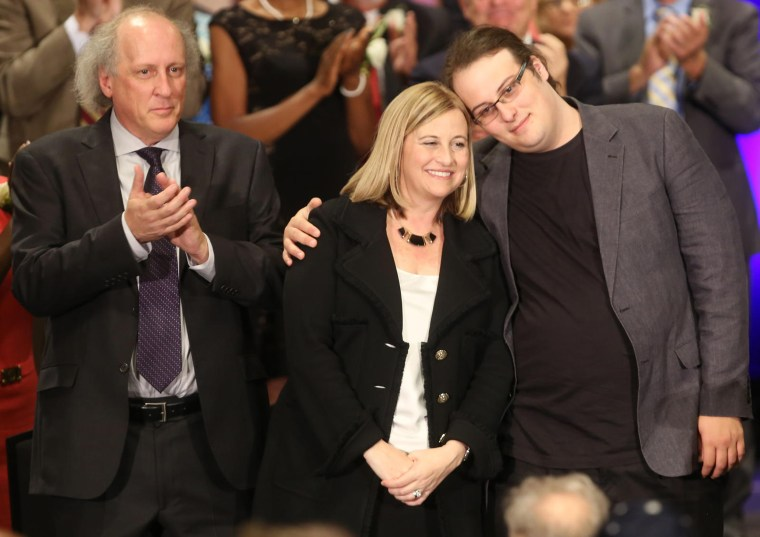Image: Max Barry, son of Nashville Mayor Megan Barry and Bruce Barry, died from an apparent overdose in Denver, Colorado on the evening of Saturday, July 29, 2017.