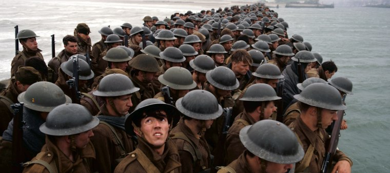 Image: Scene from 'Dunkirk'