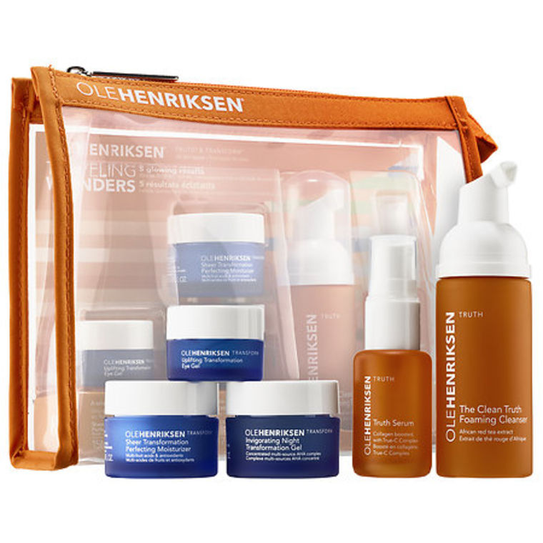 OLEHENRIKSEN Traveling Wonders Travel Set