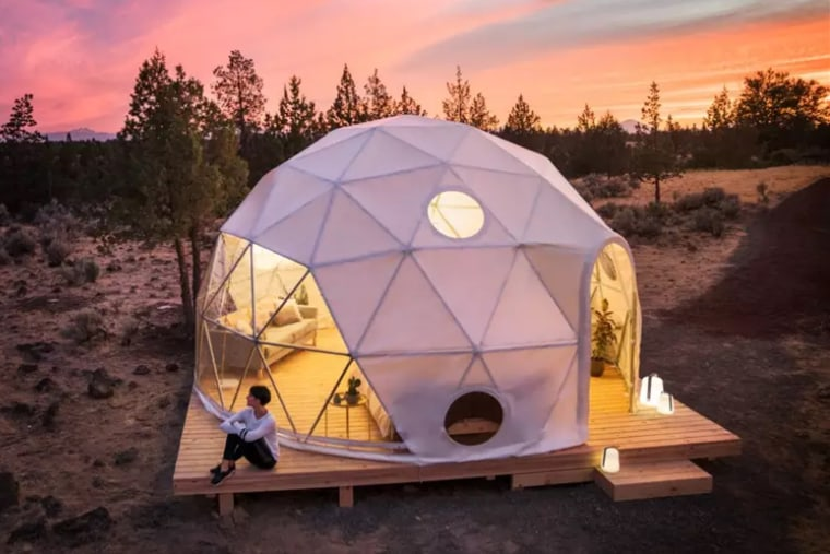 Airbnb listing/contest : https://www.airbnb.com/night-at/solareclipse  It's a special spot for an over-nighter to watch the upcoming solar eclipse.