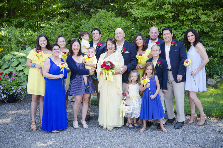 "Couple throws ""Beauty and the Beast"" themed wedding to delight grandchildren"