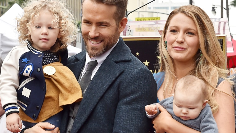 Image: Ryan Reynolds Honored With Star On The Hollywood Walk Of Fame