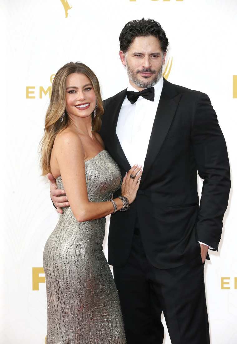 Image: Sofia Vergara, left, and Joe Manganiello