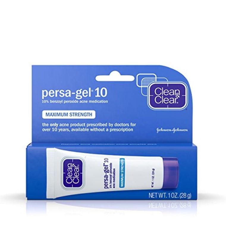 Clean & Clear Persa-Gel 10 Acne Spot Treatment Medication