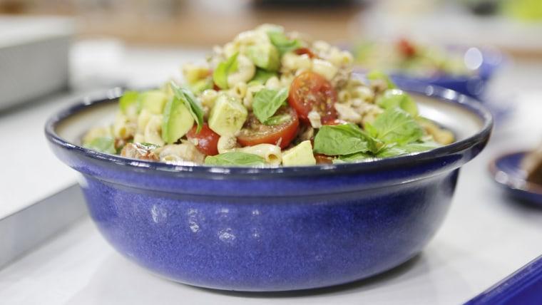 Al Roker's Tuna Macaroni Salad