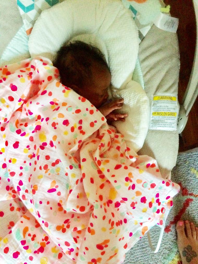 Baby girl Pruitt