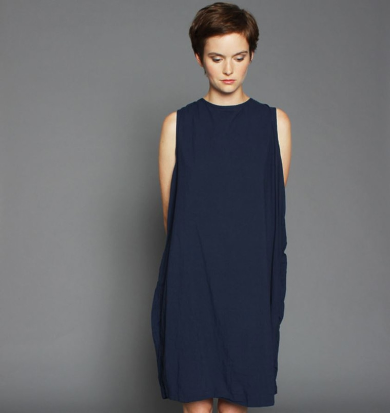 Uzi Refugee Dress is now called the Oxford Dress