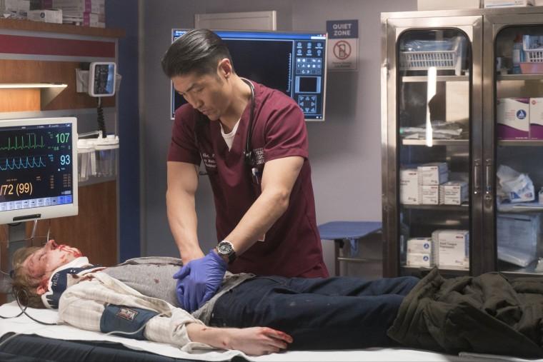 Image: Chicago Med - Season 2