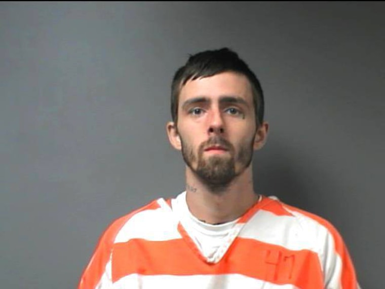 Image: Brady Andrew Kilpatrick remains on the loose after he and a dozen other inmates escaped the Walker County Jail. All but Kilpatrick have been captured.