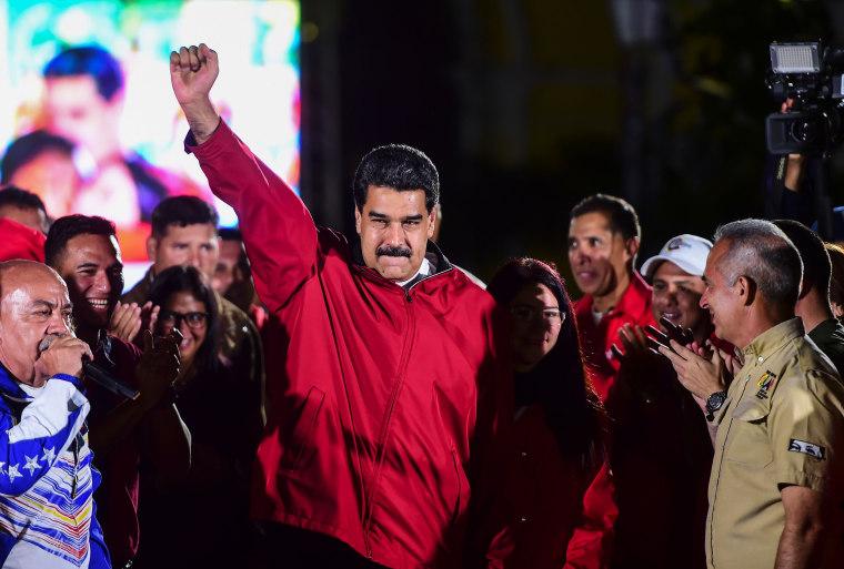 Image: VENEZUELA-CRISIS-OPPOSITION-CAPRILES