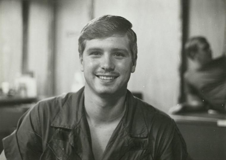 James McCloughan in 1969