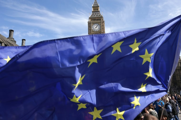Image: EU March