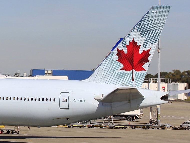 Image: Air Canada