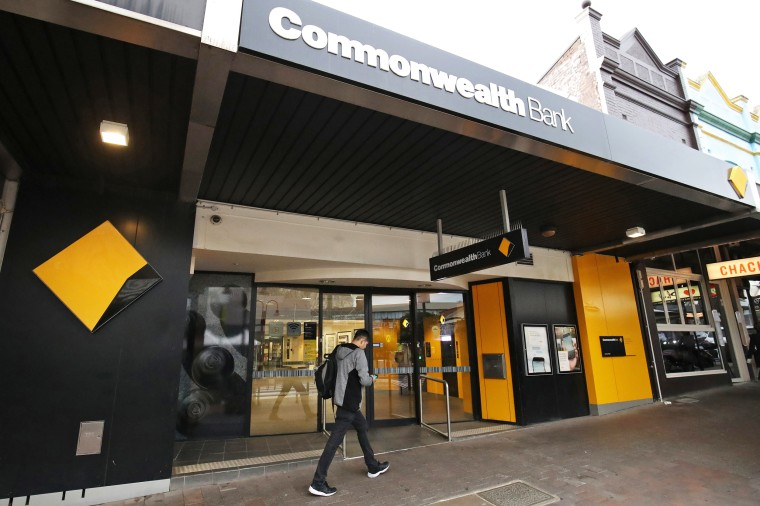 Australia's Commonwealth Bank Accused Of Massive Money