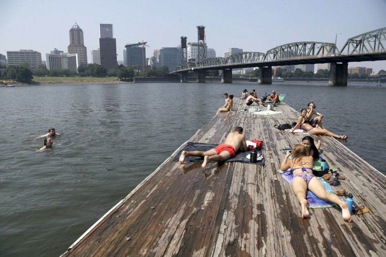 Image: Portland Heatwave