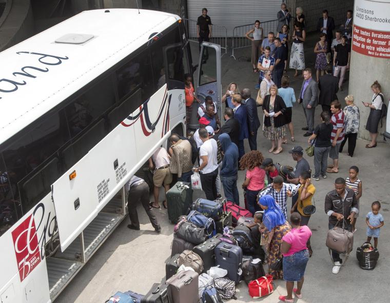 Image: Canadian Haitian Immigration