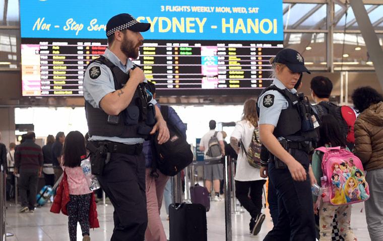 Image: Australian Terror Plot