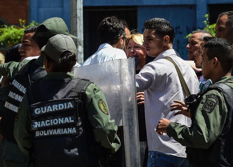 Image: Venezuela's chief prosecutor Luisa Ortega