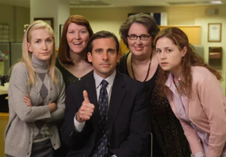 """Another thumbs up for """"The Office""""?"""