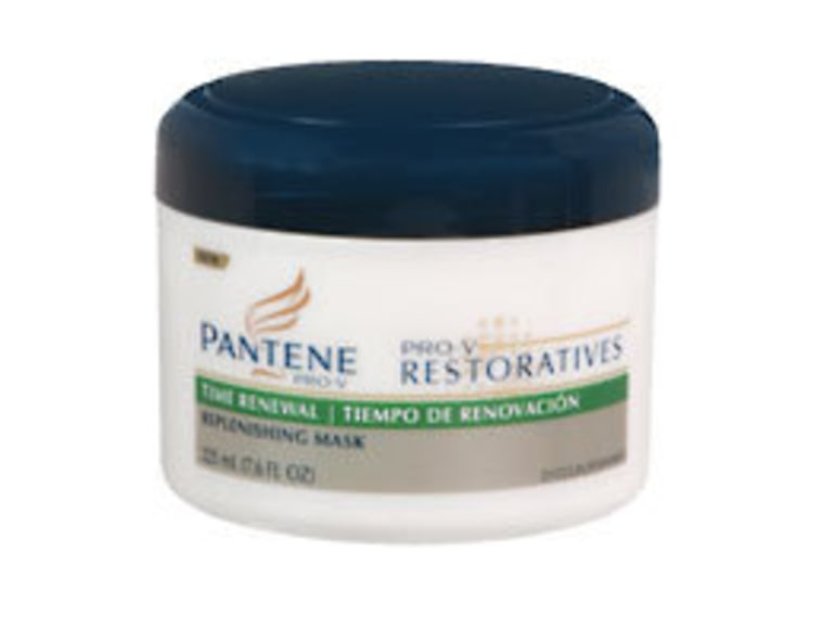 PANTENE PRO-V RESTORATIVES TIME RENEWAL REPLENISHING MASK - 7.6 OZ