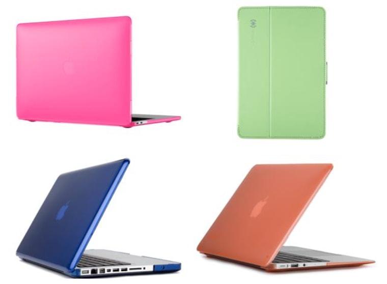 Mackbook and iPad protective cases