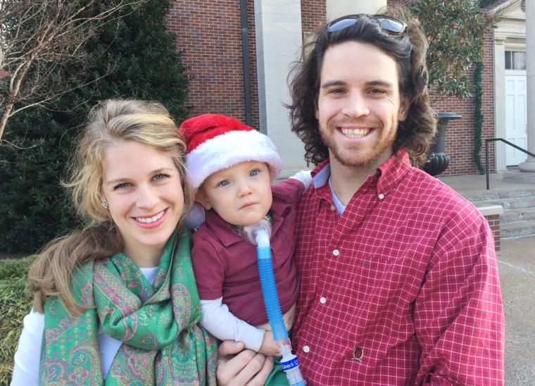 American Ninja Warrior competitor Josh Butler's family.