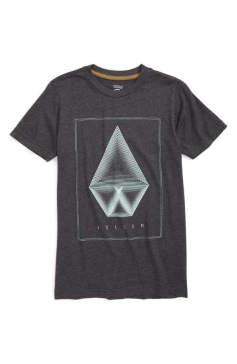 Concentric Graphic T-Shirt VOLCOM
